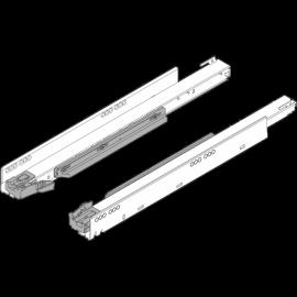 BLUM prowadnica legrabox tip-on    750.4001T  40kg, dł. 400mm*