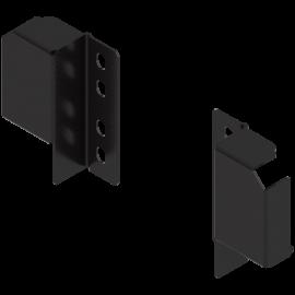Uniwersalny uchwyt relingu do tandembox ZRR.5200 czarny