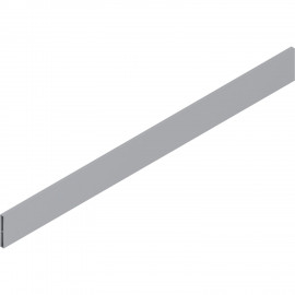 Element dekoracyjny z aluminium do tandembox antaro, wys. C, dł. 50cm, szary Z37A467C