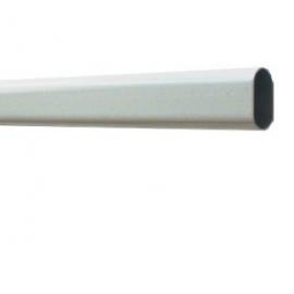 Drążek do szafy 120 (biały)