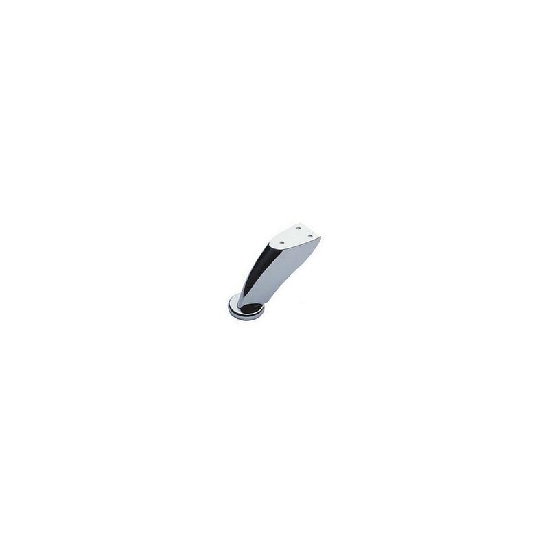Nóżka meblowa NZ 02-G0008 chrom satynowy