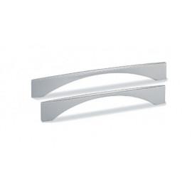 Uchwyt meblowy Union Knopf 217.535 rozstaw 160 mm 9604 aluminium