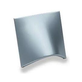 Uchwyt meblowy Union Knopf 217.020 rozstaw 16 mm 9604 aluminium