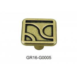 Gałka meblowa Gamet GR 16-G0005