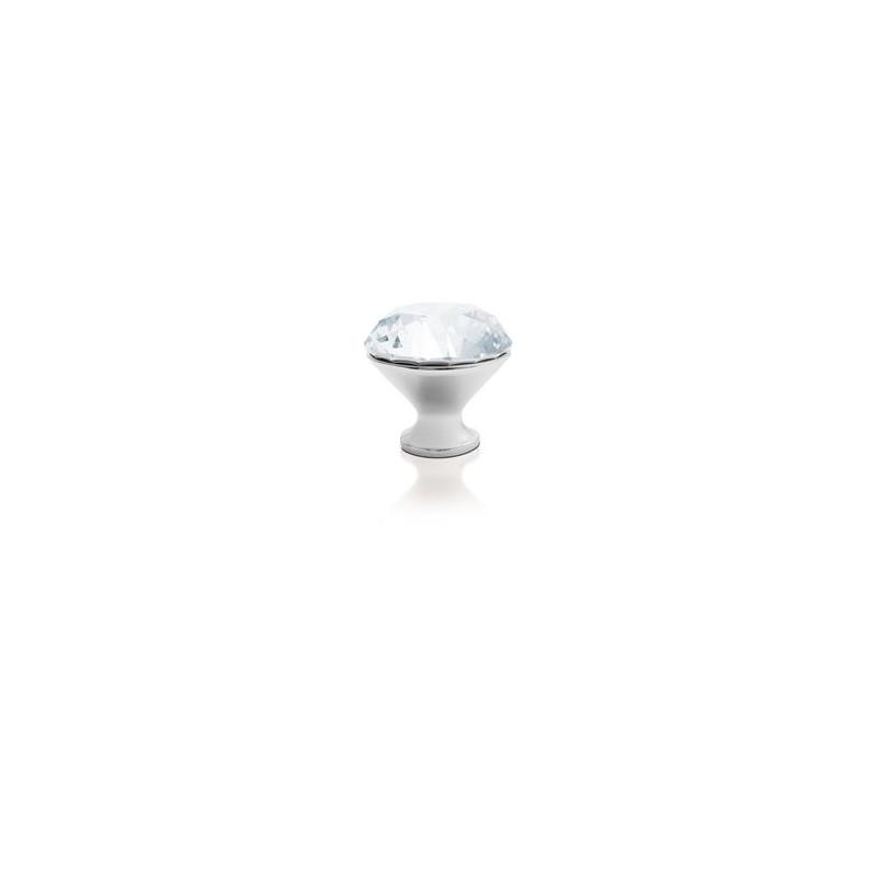 Gałka meblowa Gtv GZ CRPB-30-01 chrom+kryształ