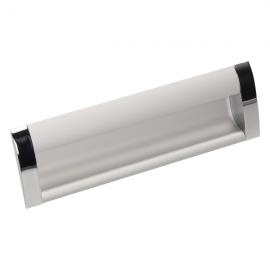 Uchwyt meblowy UA 08-0128-A0C00-G0004  aluminium + chrom