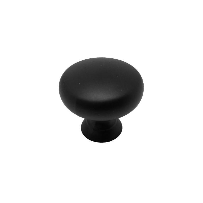 Gałka NOMET A-082  P61  czarny mat