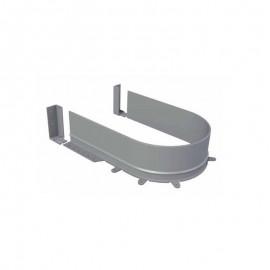 Osłona syfonu Volpato 16 mm popiel