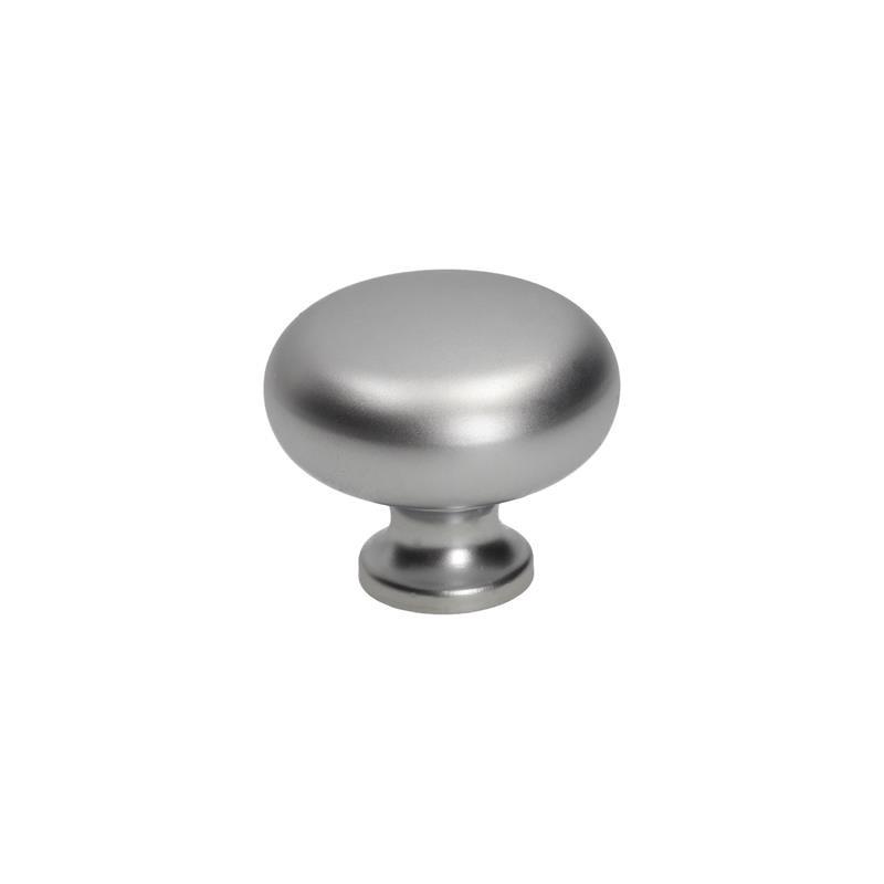 Gałka meblowa Gamet GP 16-G0008 aluminium