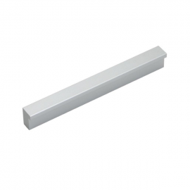 Uchwyt meblowy Gamet UA 02-0128-A0C00-2  aluminium