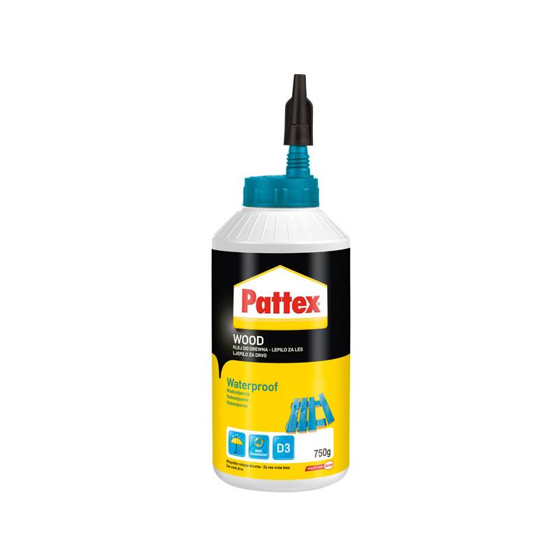 Klej PATTEX WODOODPORNY        op. 750 g