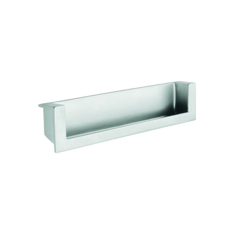Uchwyt meblowy Gamet UN 50-0096-G0008 aluminium