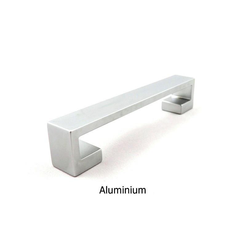 Uchwyt meblowy Gamet US 92-0128-G0008 aluminium