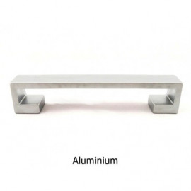 Uchwyt meblowy Gamet US 92-0096-G0008 aluminium
