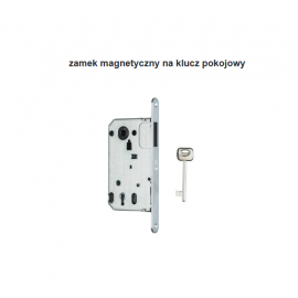 Zamek magnetyczny wpuszczany BB  911.23.653