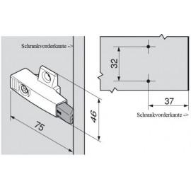 Blumotion w adapterze krzyżakowym 971A0500