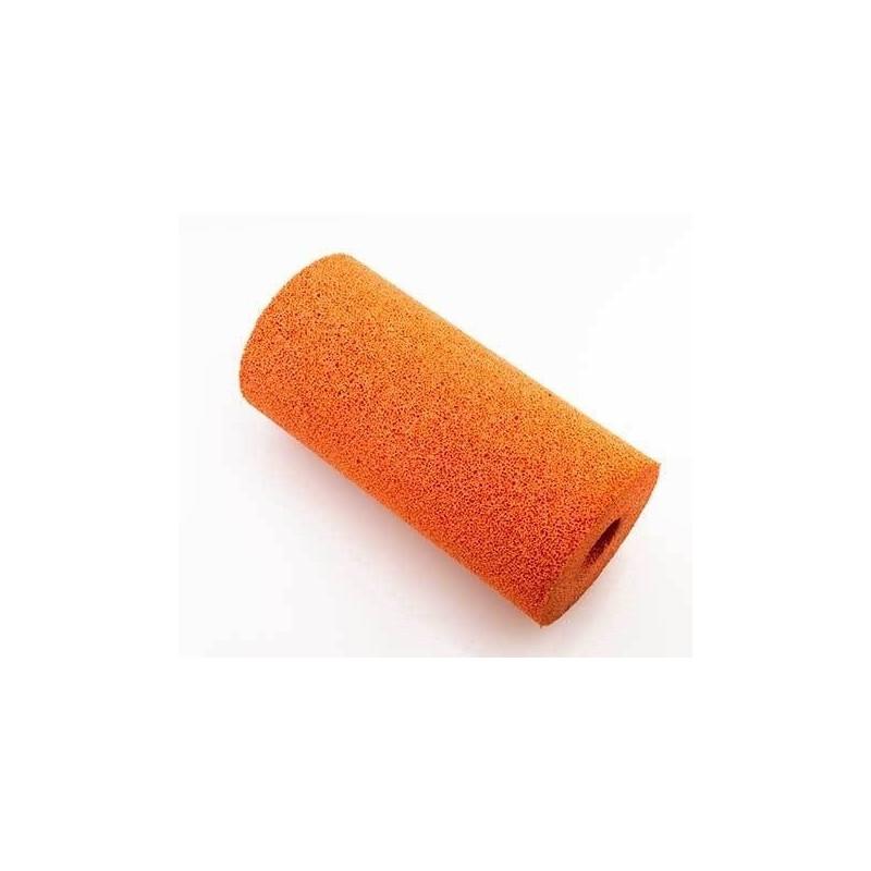 VIRUTEX 2504005 wałek gumowy pomarańczowy