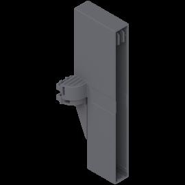 BLUM ORGA-LINE uchwyt listwy poprzecznej do tandembox intivo Z40L0002 szary*