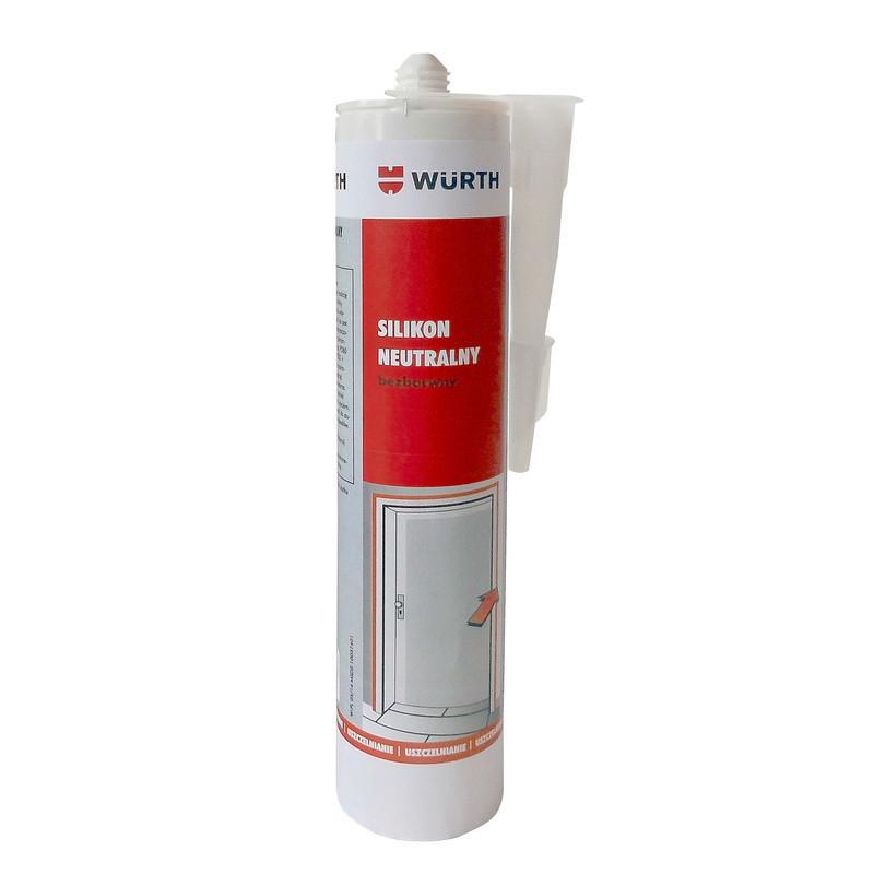 Silicone Wurth neutralny 310 ml