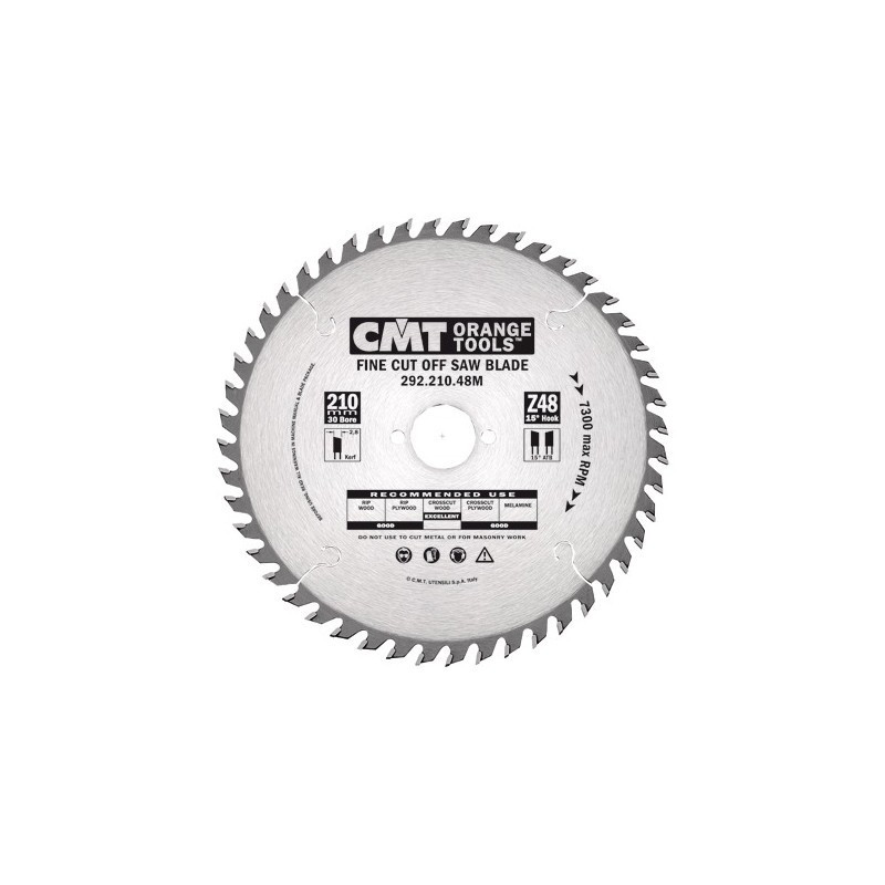 CMT piła do cięcia poprzecznego do elektronarzędzi 292.150.40H