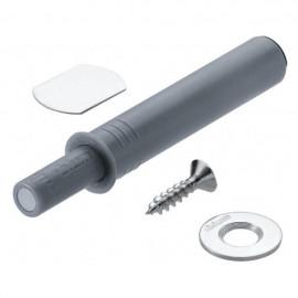 Tip-On 956.1004 wersja krótka z magnesem - szary