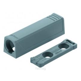 Tip-On 956.1201 adapter prosty krótki - szary