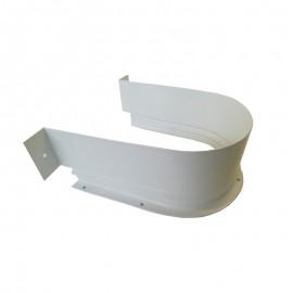 Osłona syfonu COVER 210 x 84 biała