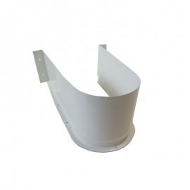Osłona syfonu COVER 310 x 135 biała