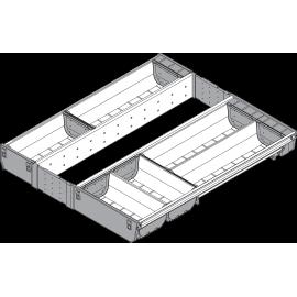 BLUM ORGA-LINE wkład na sztućce ZSI.50VEI6, szerokość korp. 500mm, dł.500mm