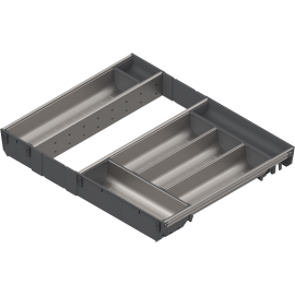 BLUM ORGA-LINE wkład na sztućce ZSI.60VEI4, szerokość korp. 600mm, dł.450mm