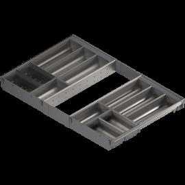 BLUM ORGA-LINE wkład na sztućce ZSI.80VEI6, szerokość korp. 800mm, dł.500mm