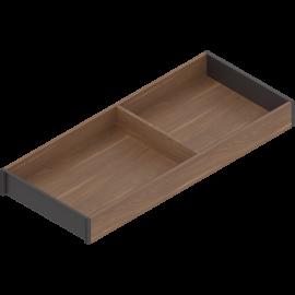 BLUM AMBIA-LINE rama do szuflad legrabox M/K ZC7S500RH2 orzech tenn., szerokość 200mm, dł. 500mm