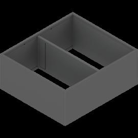 BLUM AMBIA-LINE rama do szuflad legrabox C/F ZC7F300RSU antracyt, szerokość 242mm, dł. 270mm