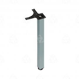 NOGA   710/50  SHOP-LINE  KWADRAT   aluminum    AC282-K
