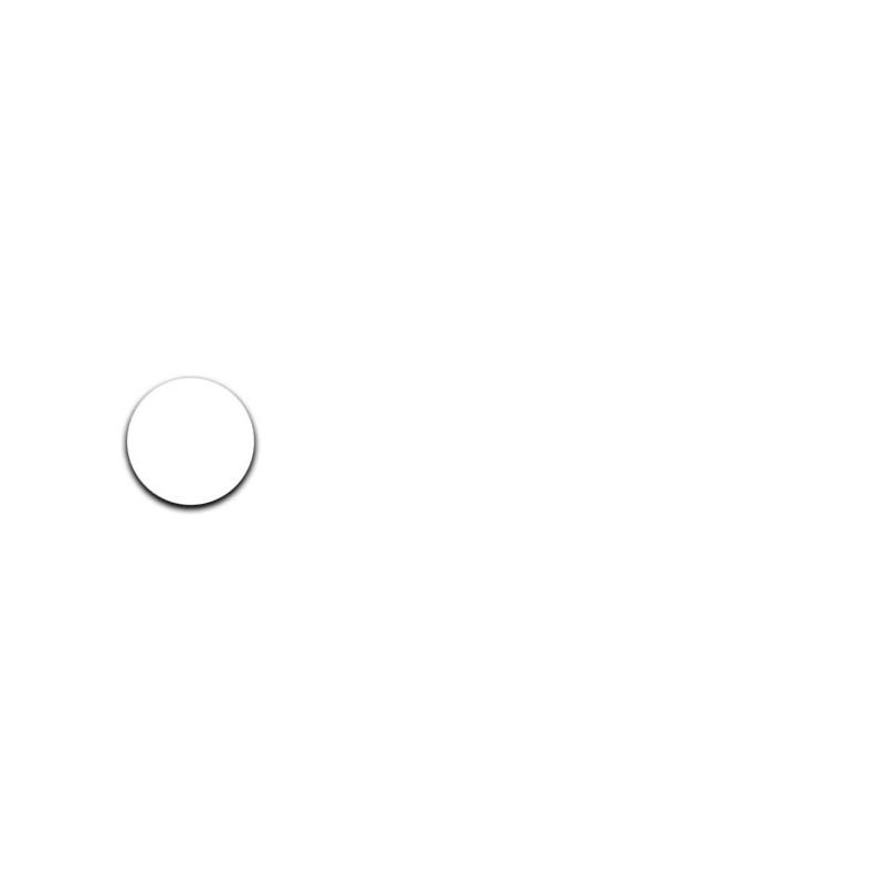 ZAŚLEPKA ABS  biały perlisty       110
