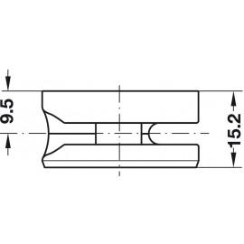 MAXIFIX   ZŁĄCZKA SW6/35mm    262.87.003