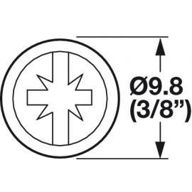 Wkręt do metalu 4x45 op.100 022.35.458