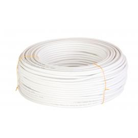Przewód przyłączeniowy 300V x 0,75 mm2 biały