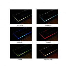 Zestaw klipsów LED-II PRIMASTIC NIEBIESKI