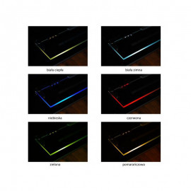 Zestaw klipsów LED-II PRIMASTIC ZIELONY