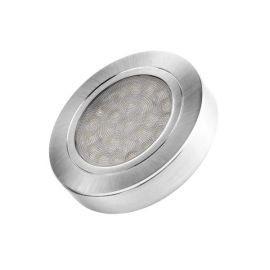 LED oprawa Oval z dystansem szlif 2W, biała zimna