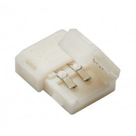 LED pasek złączka 8mm, pasek-pasek
