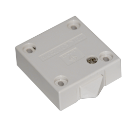 WYŁĄCZNIK do drzwi przesuwnych mechaniczny WDP-M1 biały