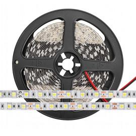 LED PASEK MOCNY 300/5050 B.ZIM. ŻEL  5m  72W