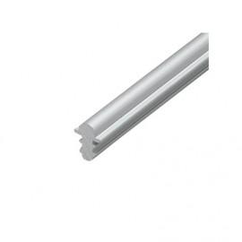 Tor dolny wpuszczany MINI CABINET aluminium 2,75m   nr 1567