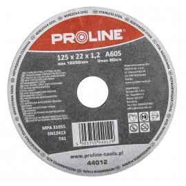 Tarcza do cięcia stali nierdzewnej 115   PROLINE 44011