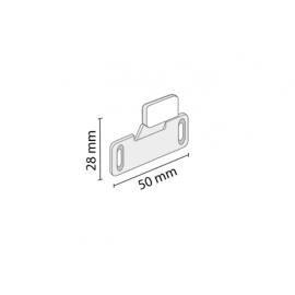 Prowadnik ramkowy MINI CABINET  W0-2  nr 0002