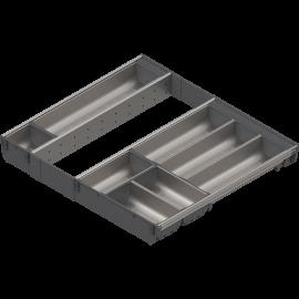BLUM ORGA-LINE wkład na sztućce ZSI.60VEI6, szerokość korp. 600mm, dł.500mm