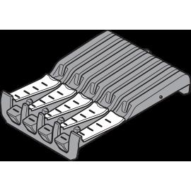 BLUM ORGA-LINE wkład na noże ZSZ.02M0, szerokość 177,5mm