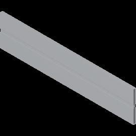 BLUM ORGA-LINE listwa poprzeczna do tandembox Z40L477A szara, dł. 477mm